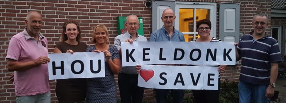 Keldonk van start met AED Donateur plan