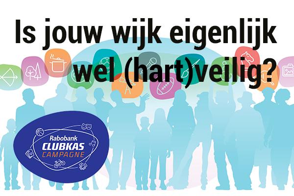Steun Veghel HartSave tijdens de Rabobank Clubkas Campagne!