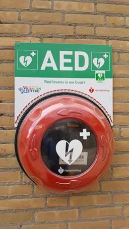 Is jouw AED tijdelijk niet bereikbaar?